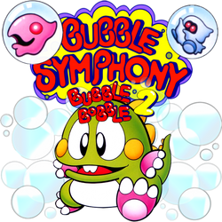 Bubble Bobble II Bubble Symphony by POOTERMAN