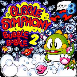 Bubble Bobble II Bubble Symphony v2 by POOTERMAN