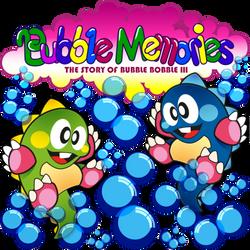 Bubble Bobble III Bubble Memories by POOTERMAN