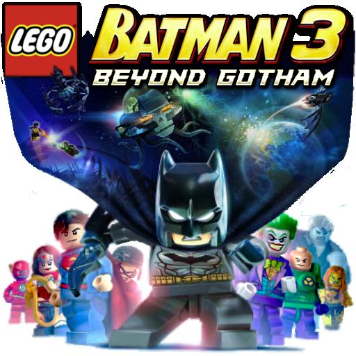 LEGO Batman 3 Beyond Gotham v2 by POOTERMAN on DeviantArt