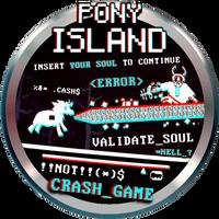 Pony Island by POOTERMAN