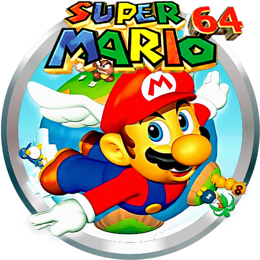 Super Mario 64 by POOTERMAN on DeviantArt