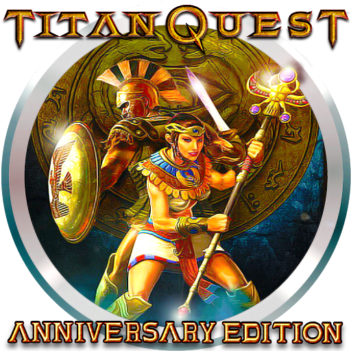 Titan Quest Anniversary Edition v2 by POOTERMAN