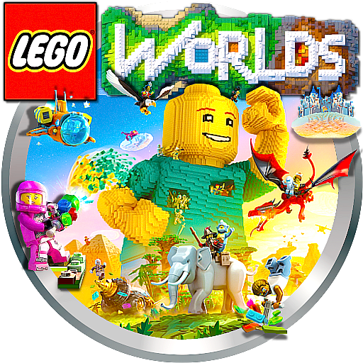 LEGO Worlds v3 by POOTERMAN