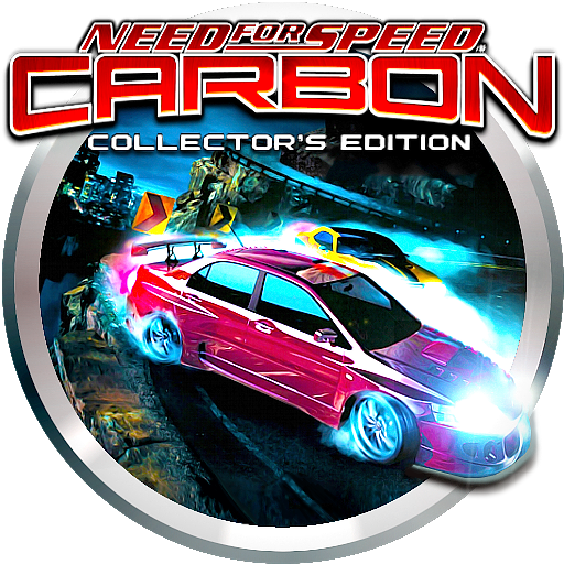 Need For Speed Carbon Collector's Edition by POOTERMAN