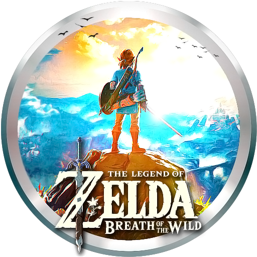 The Legend of Zelda: Breath of the Wild by POOTERMAN