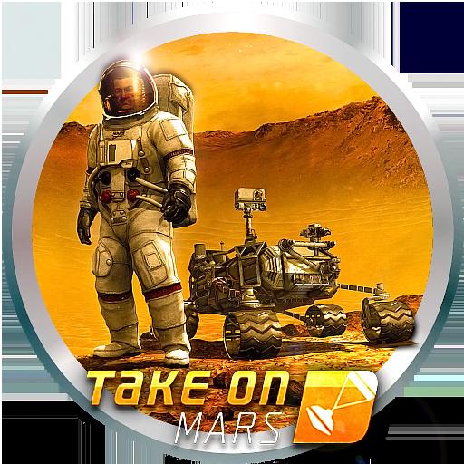 Take On Mars by POOTERMAN