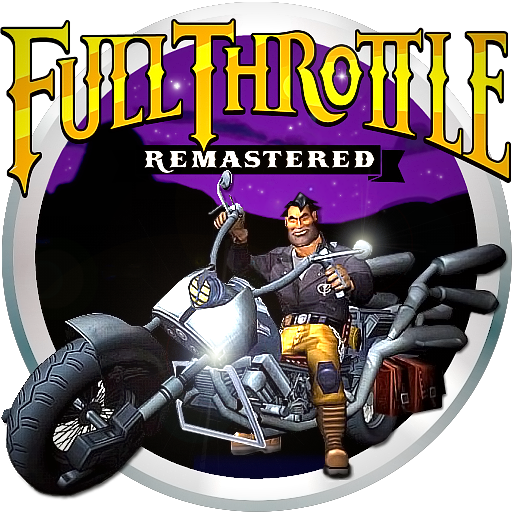 Full Throttle Remastered by POOTERMAN