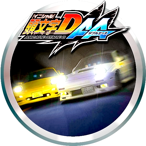 Initial D Arcade Stage 6 AA V3 By POOTERMAN On DeviantArt