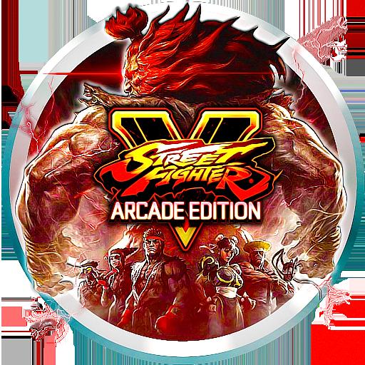 Street Fighter V Arcade Edition by POOTERMAN on DeviantArt