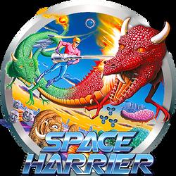Space Harrier v2