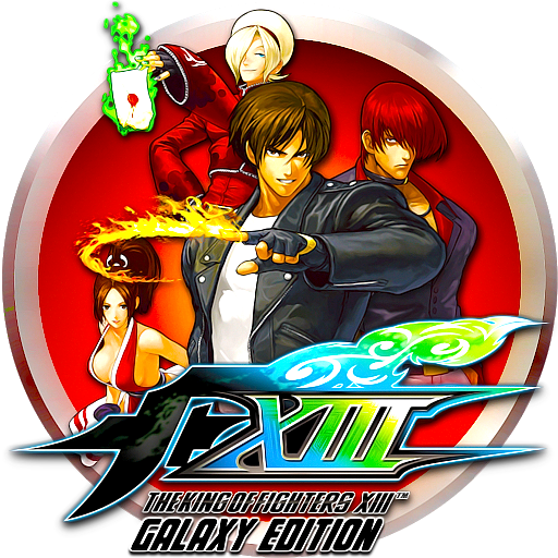 The King Of Fighters Xiii Galaxy Edition By Pooterman On Deviantart