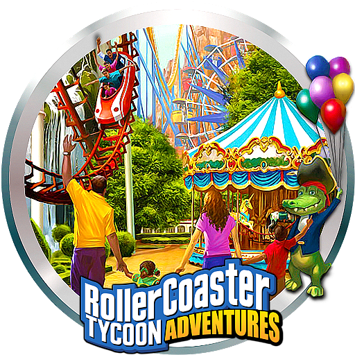 RollerCoaster Tycoon Adventures by POOTERMAN on DeviantArt