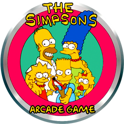 The Simpsons Arcade Game by POOTERMAN