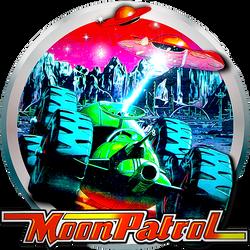 Moon Patrol by POOTERMAN