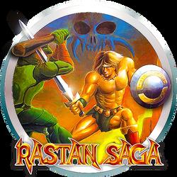 Rastan Saga by POOTERMAN