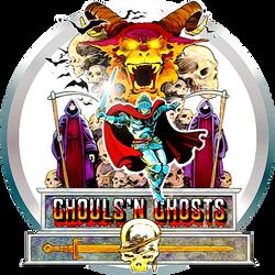 Ghouls 'N Ghosts by POOTERMAN
