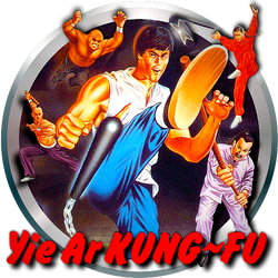 Yie Ar Kung-Fu by POOTERMAN