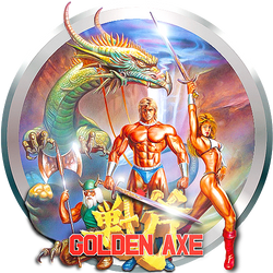 Golden Axe by POOTERMAN