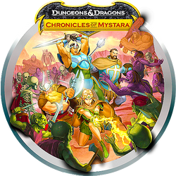Dungeons And Dragons - Chronicles Of Mystara by POOTERMAN