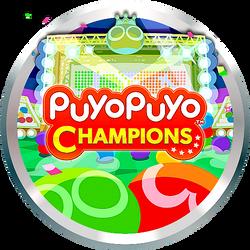Puyo Puyo Champions by POOTERMAN