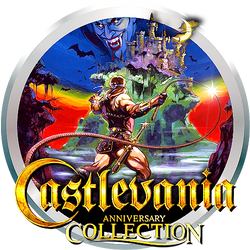 Castlevania Anniversary Collection by POOTERMAN