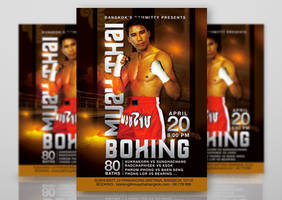 Muay Thai Boxing Meeting Bangkok by n2n44studio
