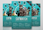 Cat Lover Shop Watch and Care Business by n2n44studio