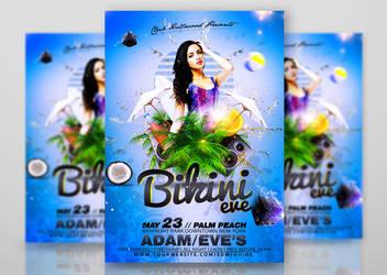 Bikini Eve Party by n2n44studio
