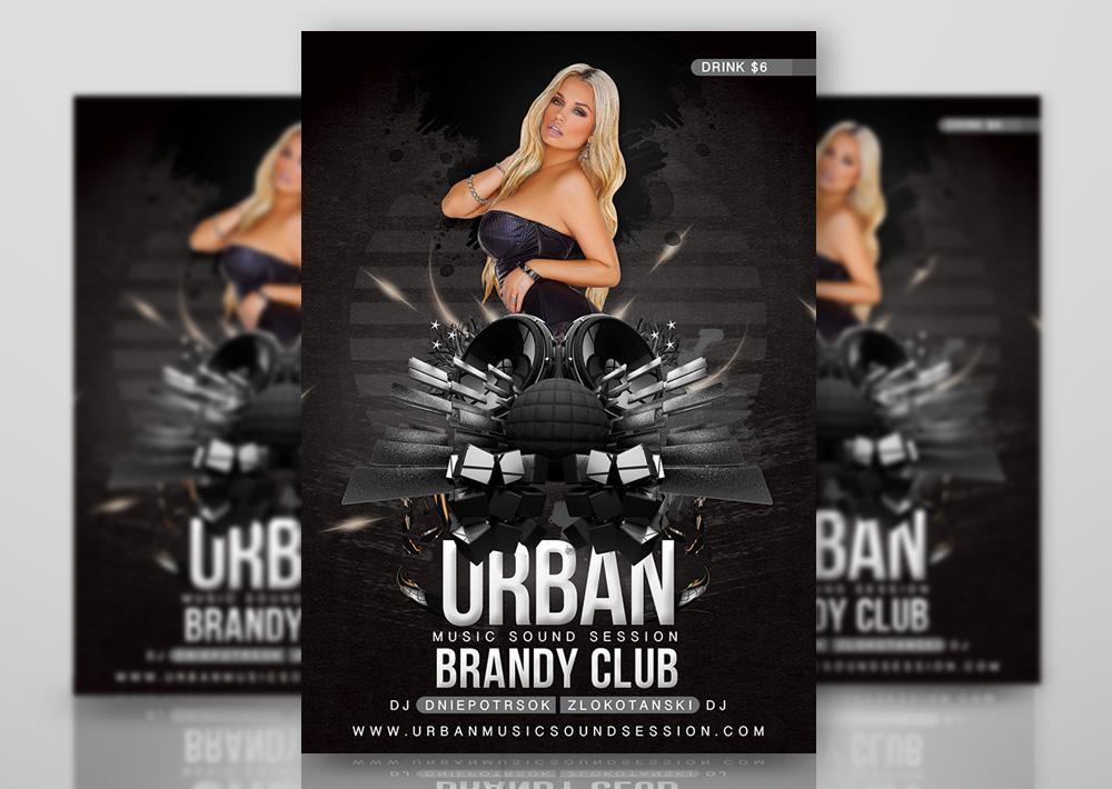 Urban Party by n2n44studio