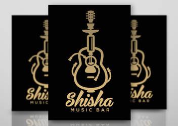 Shisha music bar by n2n44studio