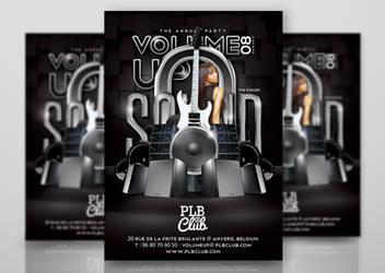 Volume Up Maximum Sound Party by n2n44studio
