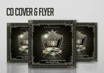 Cd-Cover--FLyer by n2n44studio