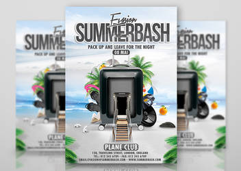 Summer Bash by n2n44studio