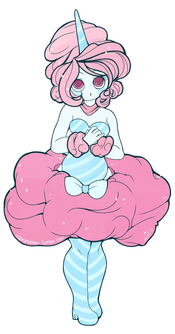 Cotton Candy Princess by QueenAshi