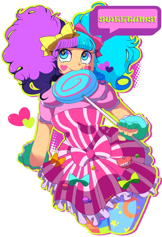 SS: Sugar Shocks by QueenAshi
