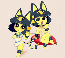 Animal Crossing: Ankha
