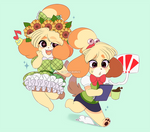 Animal Crossing: Isabelle