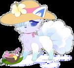 Pokemon: Summer Snowpix