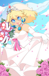 Nintendo: Wedding Peach