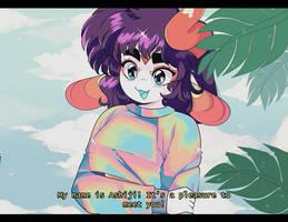 Retro Anime Screenshot