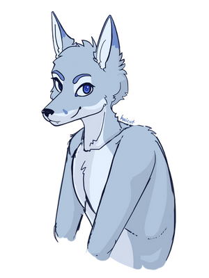 Blue Boi