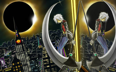 The Eclipse Hunter