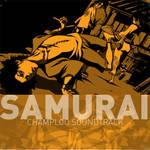 SAMURAI CHAMPLOO CD COVER