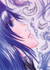 Caius (ACEO) by Naousuke