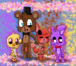 (FANART) Freddyy!...