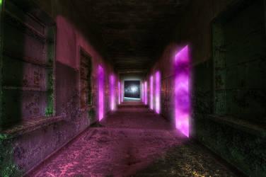 HallwayTo Many Worlds