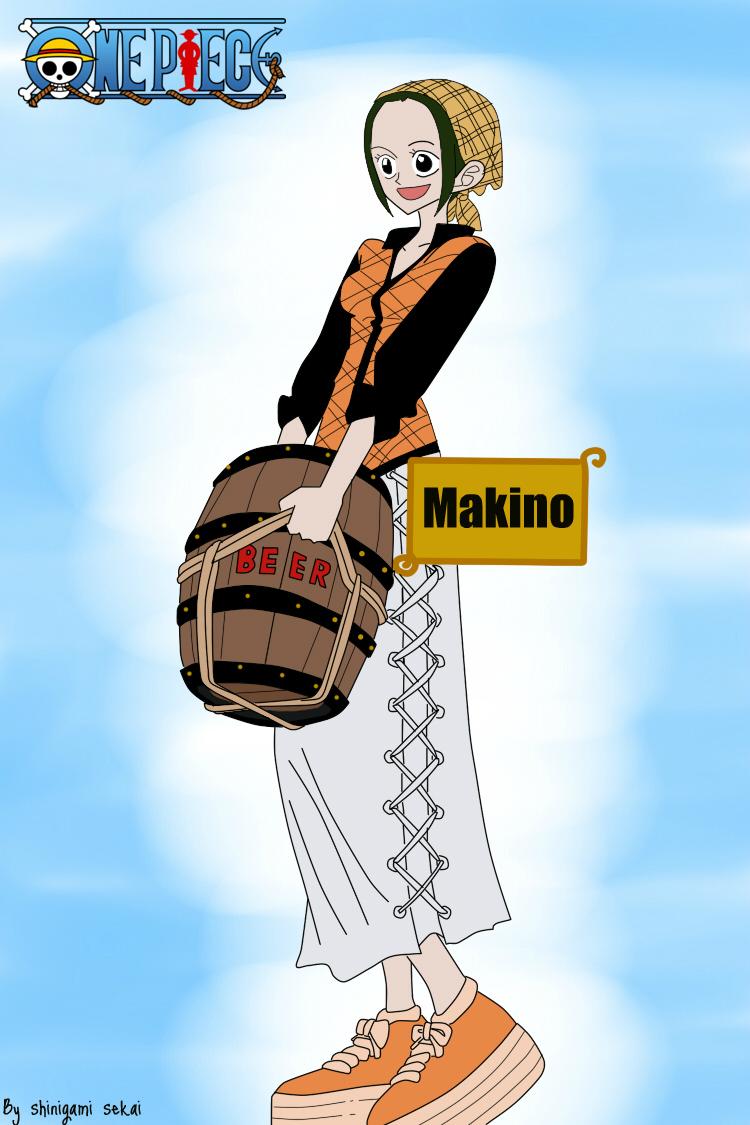 Makino by Shinigami-sekai on DeviantArt