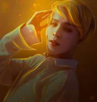 Jimin / Sun by byDurst
