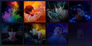 BTS / LOVE YOURSELF:TEAR by byDurst